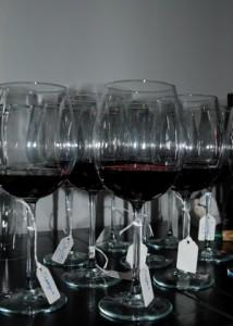 First Pour - 2007 Coppola Silver Label Pinot Noir