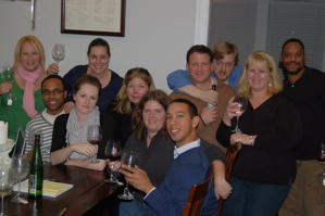Our Tasting Crew