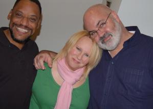 Danny, Patti and John