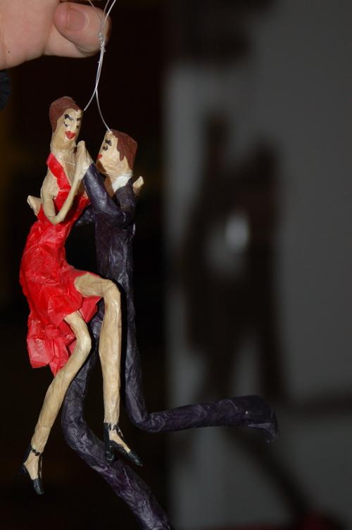 Sexy Tango Dancers!