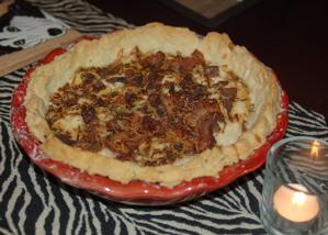 Teague's Fancy Schmancy Yummy Pie