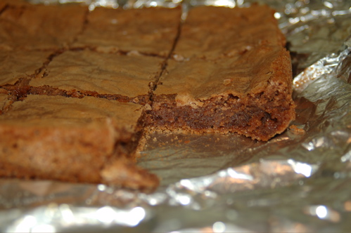 Peppermint Brownies - Recipe To Follow