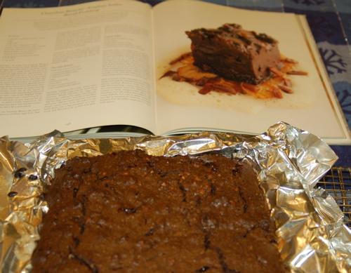 Yummy Chocolate Brioche Bread Pudding!