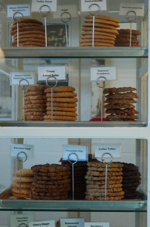 No One Could Resist The Cookie Cabinet!