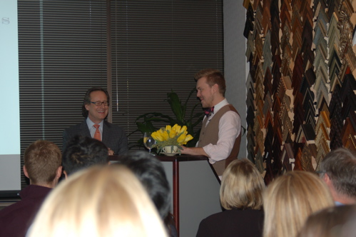 Long Time Friends Steve & Eddie Open The Workshop