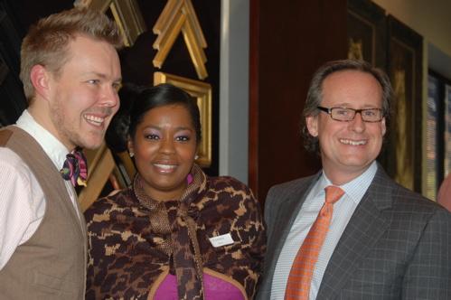 The Always Fab Tami Reed with Eddie & Steve