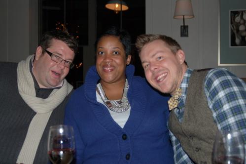 Kerry, Shameeka & Eddie