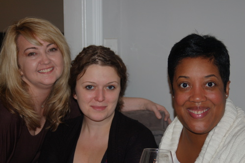Angie, Tami and Shameeka