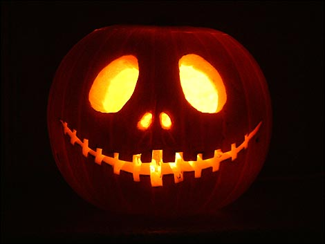 Free Jack O' Lantern and Pumpkin Carving Patterns - Recipes