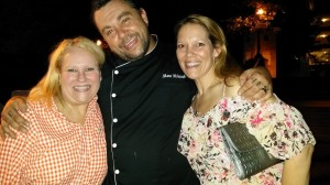 Hanging with Chef Shane!