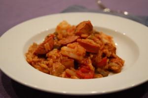 Spicy Jambalaya!