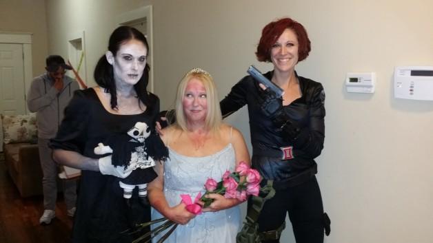 Caroline, Me, Stephanie